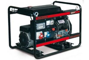 Дизельный генератор Genmac COMBIPLUS G6700KEO