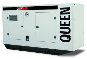 Дизельный генератор Genmac G150JS