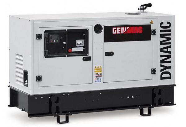 Дизельный генератор Genmac G20PS с АВР