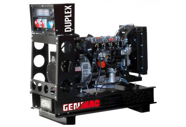 Дизельный генератор Genmac RG15PO