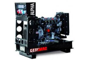 Дизельный генератор Genmac RG30PO