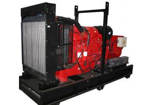 Дизельный генератор Gesan DVA 165E с АВР