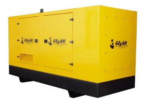 Дизельный генератор Gesan DVAS 275E