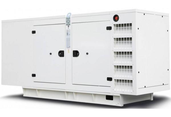 Дизельный генератор Hertz HG 10 CM в кожухе
