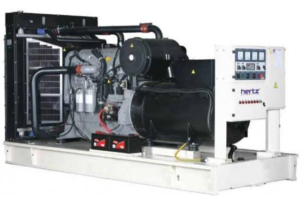Дизельный генератор Hertz HG 14 PC