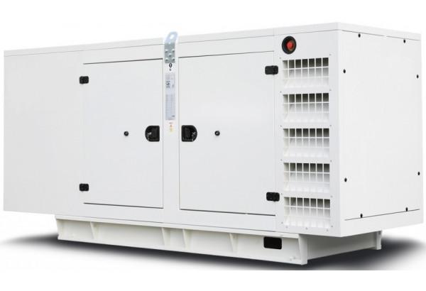 Дизельный генератор Hertz HG 21 MC в кожухе с АВР