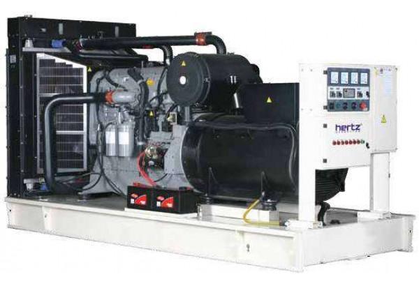 Дизельный генератор Hertz HG 21 PC