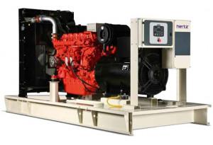 Дизельный генератор Hertz HG 275 SC