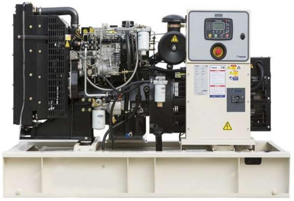Дизельный генератор Hertz HG 69 LC