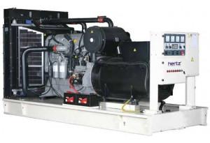 Дизельный генератор Hertz HG 83 PC