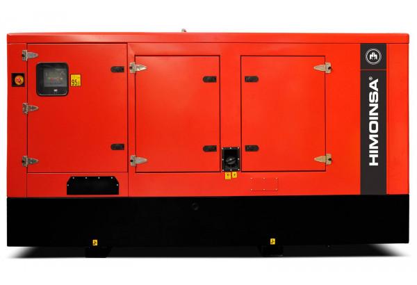 Дизельный генератор Himoinsa HIW-125 T5 в кожухе с АВР