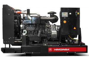 Дизельный генератор Himoinsa HIW-250 T5