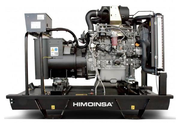 Дизельный генератор Himoinsa HYW-9 M5 с АВР