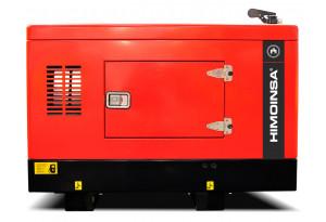 Дизельный генератор Himoinsa HYW-9 M5 в кожухе с АВР
