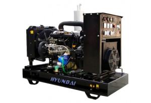Дизельный генератор Hyundai DHY15KE