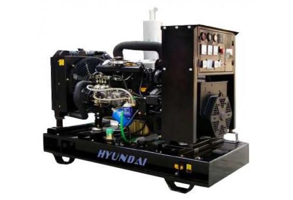 Дизельный генератор Hyundai DHY25KE