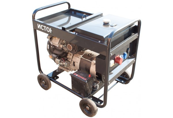 Дизельный генератор Исток АД12-О230-ВМ161Э