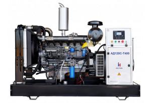 Дизельный генератор Исток АД120С-Т400-РМ25 с АВР