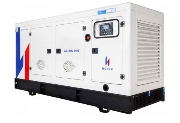 Дизельный генератор Исток АД120С-Т400-РПМ25