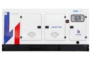 Дизельный генератор Исток АД150С-Т400-РПМ25 с АВР