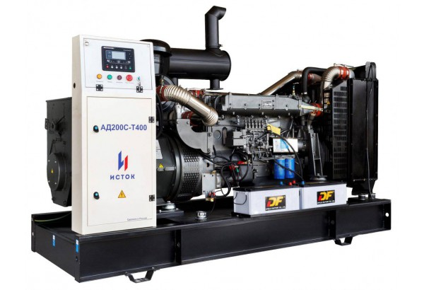 Дизельный генератор Исток АД200С-Т400-РМ25 с АВР