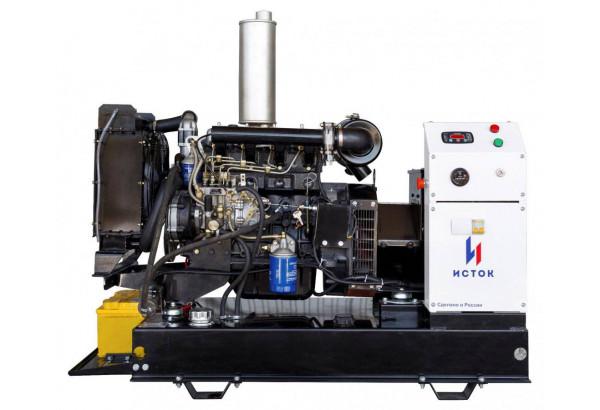 Дизельный генератор Исток АД20С-О230-РМ12 с АВР