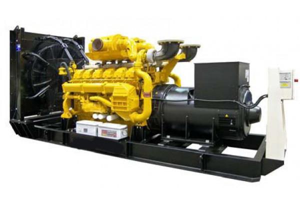 Дизельный генератор JCB G1100SPE5