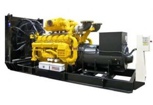 Дизельный генератор JCB G1600SPE5