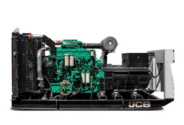 Дизельный генератор JCB G1650SCU5