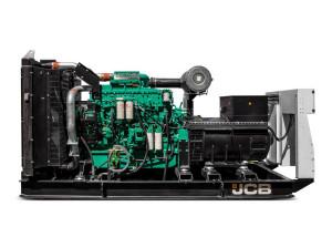 Дизельный генератор JCB G2500SCU5