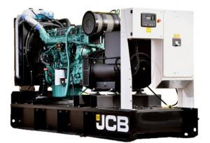 Дизельный генератор JCB G275BVO5