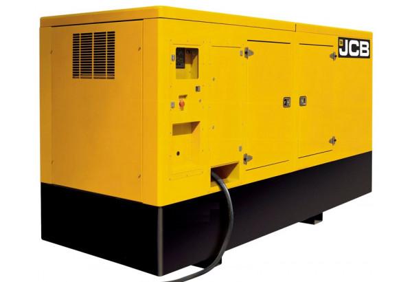 Дизельный генератор JCB G275QX