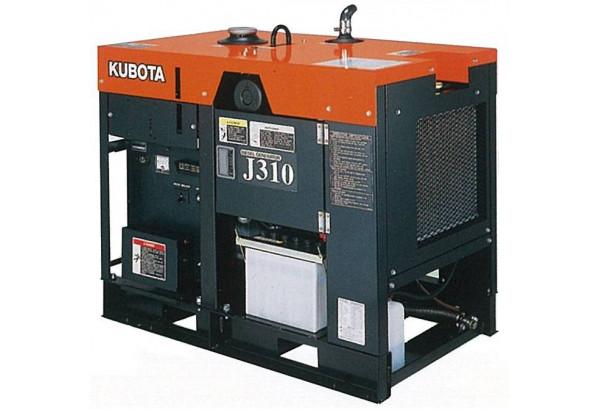 Дизельный генератор Kubota J 310
