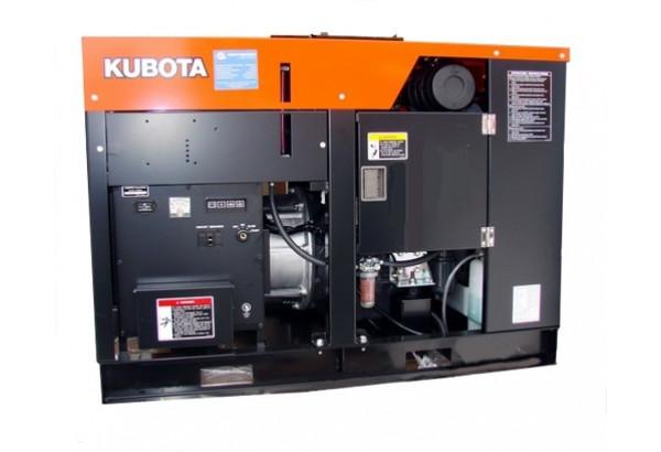 Дизельный генератор Kubota J 320