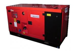 Дизельный генератор MingPowers M-C138 в кожухе