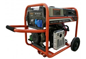 Дизельный генератор Mitsui Power ZM 7000 DE с АВР