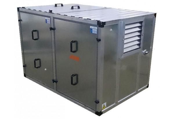 Дизельный генератор Mitsui Power ZM 7000 DE в контейнере с АВР
