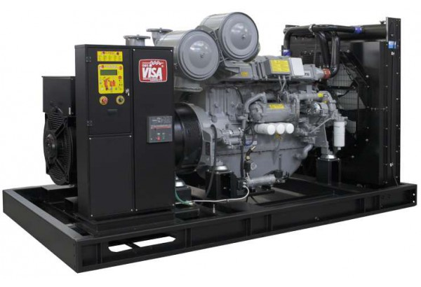 Дизельный генератор Onis VISA P 1150 U (Stamford)