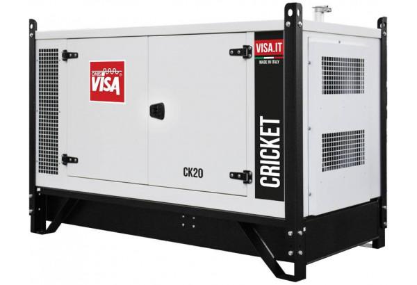 Дизельный генератор Onis VISA P 30 CK