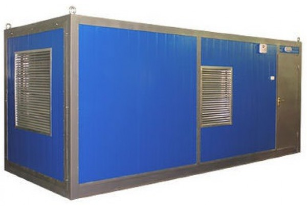 Дизельный генератор ПСМ ADDo-300 в контейнере
