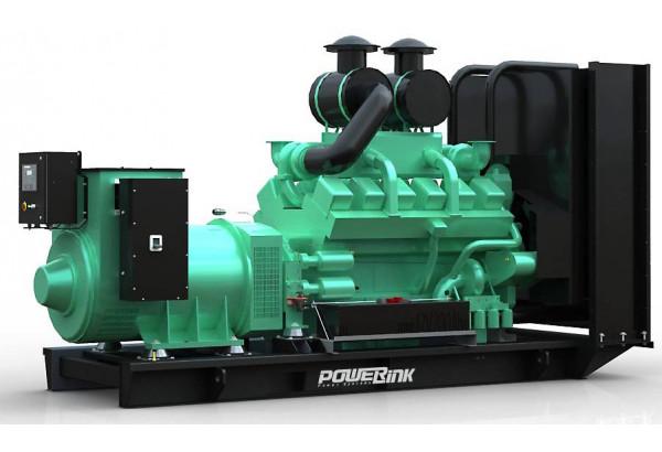 Дизельный генератор PowerLink GMS1000C