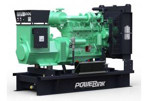 Дизельный генератор PowerLink GMS100C