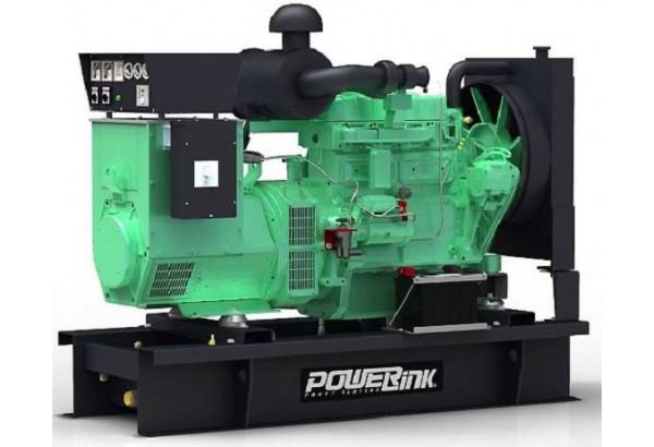 Дизельный генератор PowerLink GMS100PX