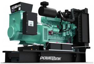 Дизельный генератор PowerLink GMS200C