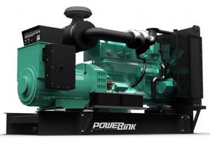 Дизельный генератор PowerLink GMS250CL с АВР