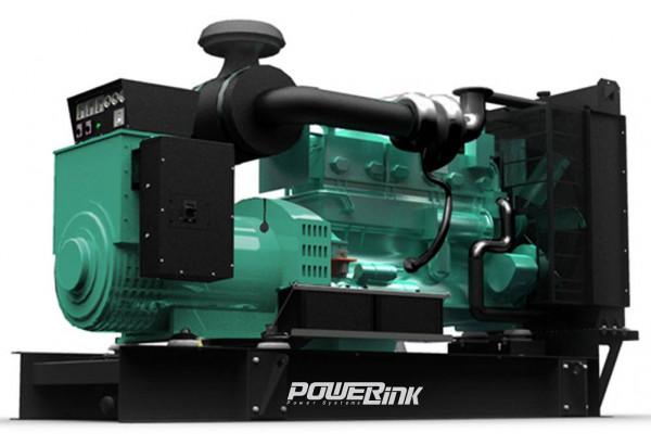 Дизельный генератор PowerLink GMS250CL