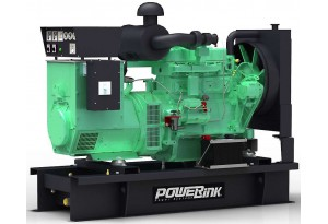 Дизельный генератор PowerLink GMS38PX
