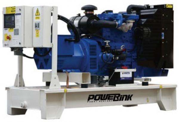 Дизельный генератор PowerLink PP20