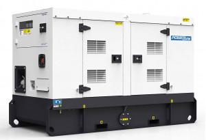 Дизельный генератор PowerLink PPL20 в кожухе с АВР