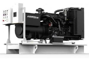 Дизельный генератор PowerLink WPS150 с АВР